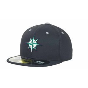 Seattle Mariners New Era MLB Diamond Era 59FIFTY Cap