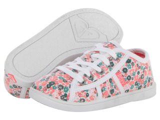 Roxy Kids Rockie Low II Girls Shoes (Pink)