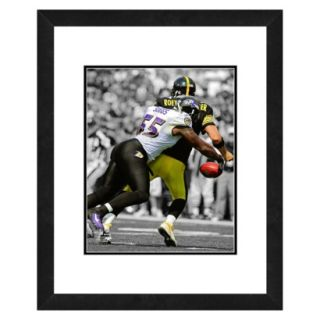 Terrell Suggs Framed Photo