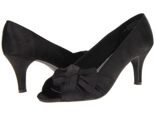 Annie Precious Womens 1 2 inch heel Shoes (Black)