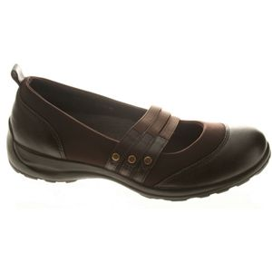 Fly Flot Womens Savina Brown Shoes   Savina BR
