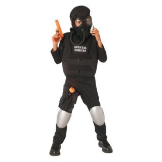 Boys Special Forces Officer Costume
