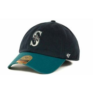 Seattle Mariners 47 Brand MLB 47 FRANCHISE Cap