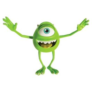 Monsters University Mike Wazowski Scare Majors Figure   7
