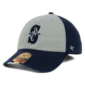 Seattle Mariners 47 Brand MLB VIP 47 FRANCHISE Cap