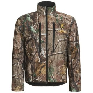 Browning Hells Canyon Full Throttle Camo Jacket (For Big Men)   REALTREE AP (2XL )