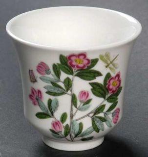 Portmeirion Botanic Garden Votive 2 W/Scented Wax, Fine China Dinnerware   Vari