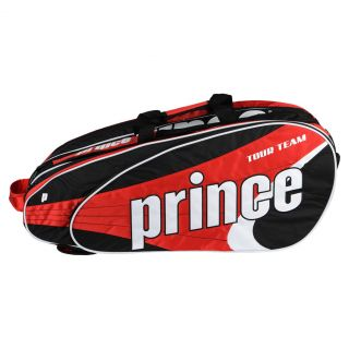 Prince Tour Team 12 Pack Tennis Bag Red  Red