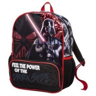 STAR WARS Black Starwars Lego Backpack