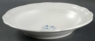 Pfaltzgraff Poetry Matte Large Rim Soup Bowl, Fine China Dinnerware   Matte Fini