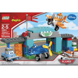 LEGO DUPLO Planes TM Skippers Flight School 10511
