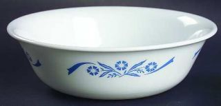 Corning Cornflower Coupe Cereal Bowl, Fine China Dinnerware   Corelle, Blue Flow