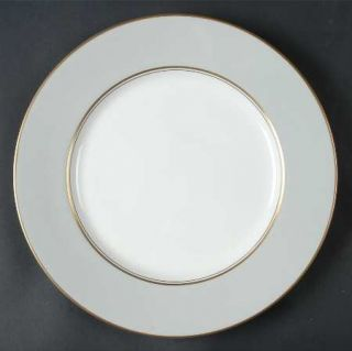 Royal Worcester Howard Gray (Gold Trim) Service Plate (Charger), Fine China Dinn
