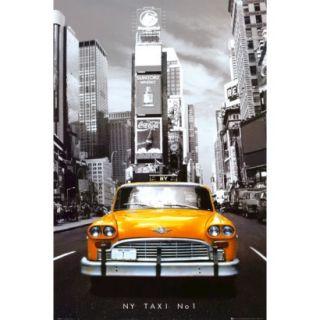 Art   New York Taxi No. 1 Poster