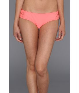 Roxy Free Spirit Boy Brief Womens Swimwear (Pink)