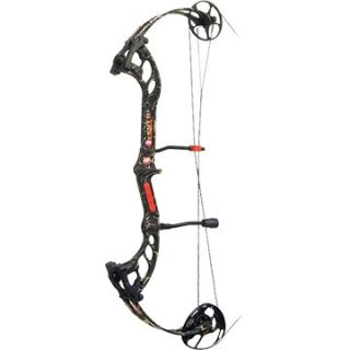 Fever One Skull Works Camo Bows   Fever One Skull Works Camo Right Hand 25   40#