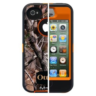Otterbox Defender Cell Phone Case for iPhone4/4S   Orange (77 18740P1)