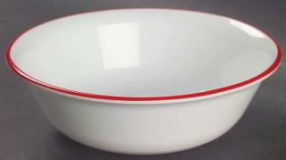 Corning Hot Dots Soup/Cereal Bowl, Fine China Dinnerware   Livingware,Multicolor