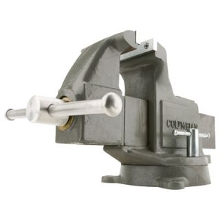 Wilton Columbian Machinist Bench Vise   6in. Jaw Width, Model# 606M3