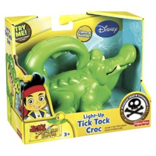 Disney Jake and The Never Land Pirates Light Up Tick Tock Croc