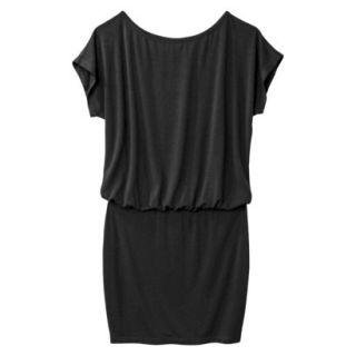 Mossimo Supply Co. Juniors Boxy Top Body Con Dress   Black S(3 5)
