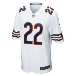 NFL Chicago Bears (Matt Forte) Mens Football Away Game Jersey   White