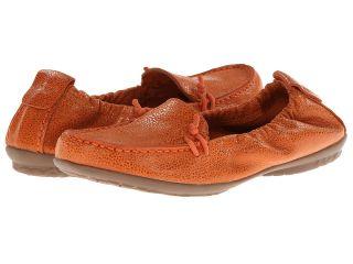 Hush Puppies Ceil Slip On Womens Shoes (Orange)