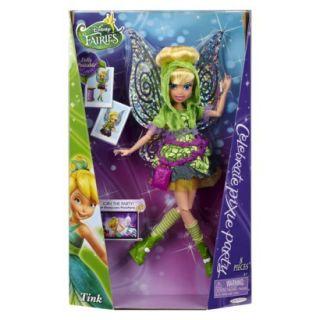 Disney Fairies Pixie Party Tink Doll