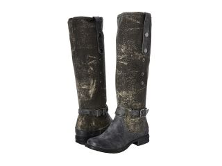 Two Lips Too Falcon Womens Pull on Boots (Black)