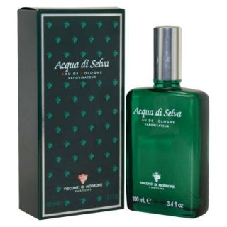 Mens Acqua De Selva by Visconti Di Modrone Eau de Cologne Spray   3.4 oz