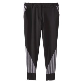 Peter Pilotto for Target Pant  Black/Check Print 8