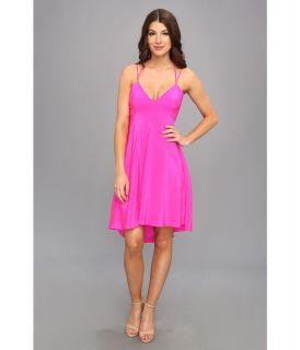 Amanda Uprichard Lizzy Dress Womens Dress (Pink)