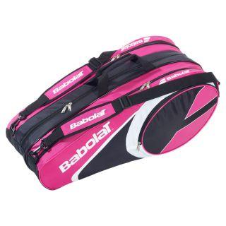 Babolat Club Line 12 Pack Tennis Bag Pink