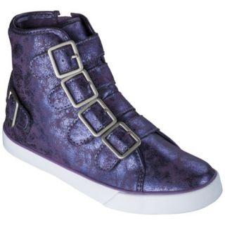 Girls Circo Hadlee High Top Sneaker   Purple 3