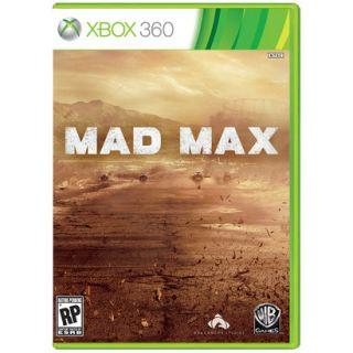 Mad Max (Xbox 360)