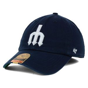 Seattle Mariners 47 Brand MLB Harbor 47 FRANCHISE Cap