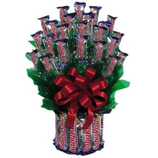 Baby Ruth Large Chocolate/candy Bouquet