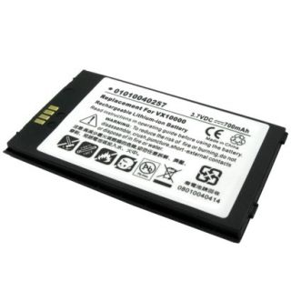 Lenmar Replacement Battery for LG Cellular Phones   Black/White (CLLG901)