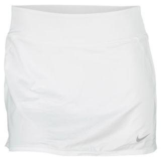 Nike Women`s Power 11.8 Inch Tennis Skirt Large 100_White