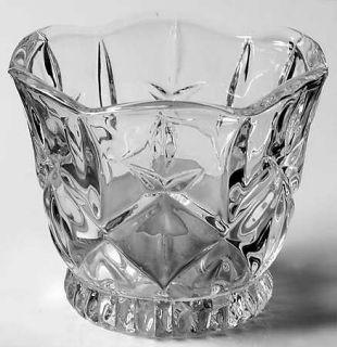 Gorham Lady Anne Votive Candleholder   Clear, Cut, No Trim
