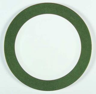 Wedgwood Crown Emerald Service Plate (Charger), Fine China Dinnerware   Bone, Gr