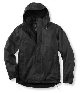 Fleece Lined Trail Model Rain Jacket