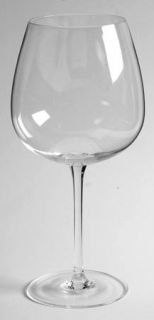 Rosenthal Di Vino Red Wine Magnum   Plain Bowl, Smooth  Stem, Clear
