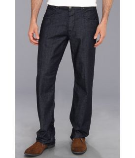 Hudson Wilde Relax Straight in Apollo Mens Jeans (Blue)