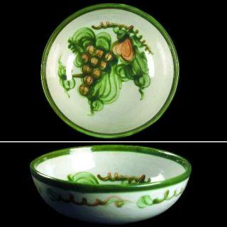 John B Taylor Harvest 11 Large Salad Serving Bowl, Fine China Dinnerware   Frui