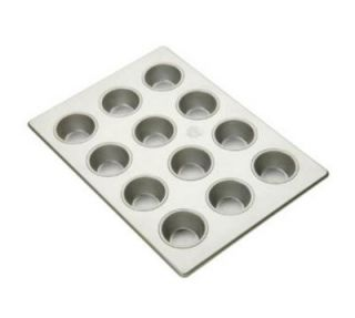 Focus Large Crown Muffin Pan, Holds (12) 3 1/2 in dia. Large Muffins