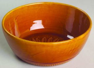 Franciscan Wheat Golden Brown (Harvest) Coupe Cereal Bowl, Fine China Dinnerware