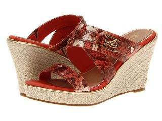 Sperry Top Sider Maris Womens Wedge Shoes (Multi)