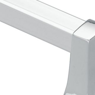 Moen 23424A Donner Collection Contemporary Style 24 Towel Bar without Mounting Posts, Chrome Wholesale Packaging