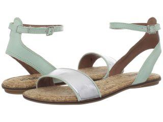 Lucky Brand Covela Womens Sandals (Silver)